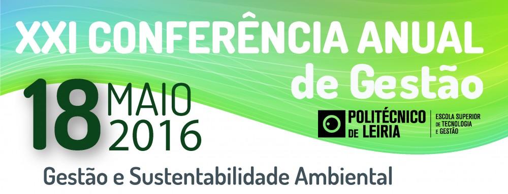 XXI Conferência de Gestão